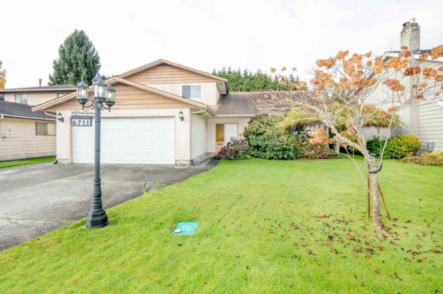 6711 Mayflower Drive, Richmond, BC V7C 2K1 (#R2323737) :: Vancouver House Finders