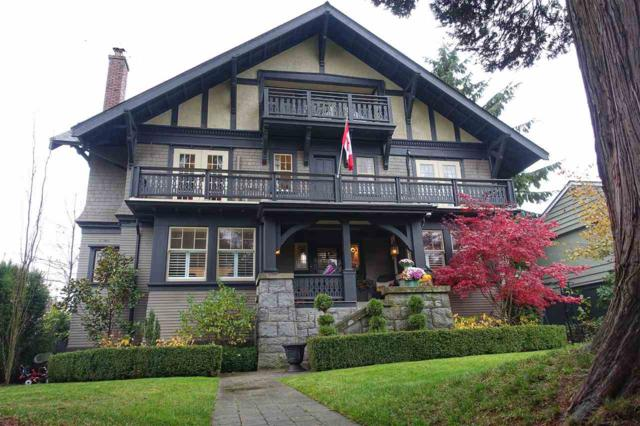 745 Grand Boulevard, North Vancouver, BC V7L 3W3 (#R2323847) :: West One Real Estate Team