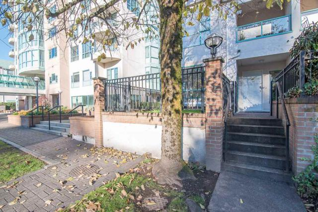 3081 Glen Drive 109E, Coquitlam, BC V3B 2P8 (#R2323858) :: West One Real Estate Team