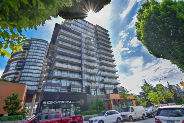 8588 Cornish Street #1705, Vancouver, BC V6P 0C1 (#R2323903) :: West One Real Estate Team