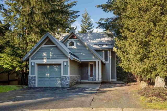 2112 Nordic Drive #2, Whistler, BC V0N 1B2 (#R2324091) :: West One Real Estate Team