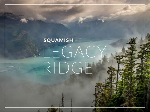 Legacy Ridge Sl14, Squamish, BC V0N 1T0 (#R2326395) :: Vancouver Real Estate