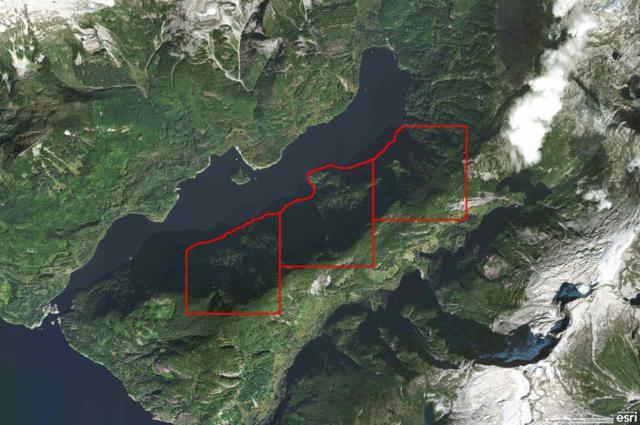 DL 3516 Princess Louisa Inlet, Egmont, BC V0N 1N0 (#R2326714) :: RE/MAX City Realty