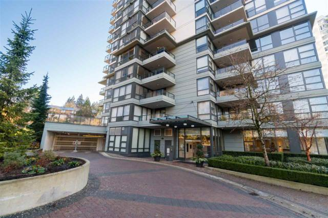 288 Ungless Way #905, Port Moody, BC V3H 0C9 (#R2326860) :: Vancouver House Finders