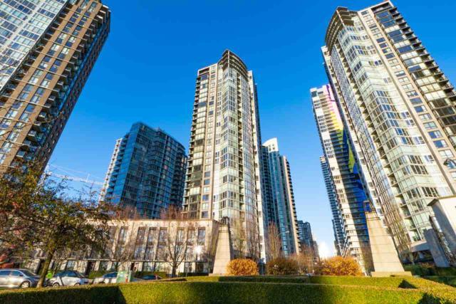 1495 Richards Street #1102, Vancouver, BC V6Z 3E3 (#R2327054) :: Vancouver Real Estate