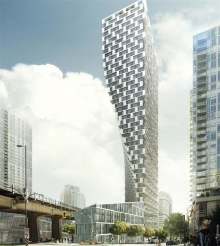 1480 Howe Street #3803, Vancouver, BC V6Z 1C4 (#R2327131) :: Vancouver Real Estate