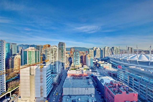 930 Cambie Street #2806, Vancouver, BC V6B 5Y1 (#R2327157) :: Vancouver Real Estate