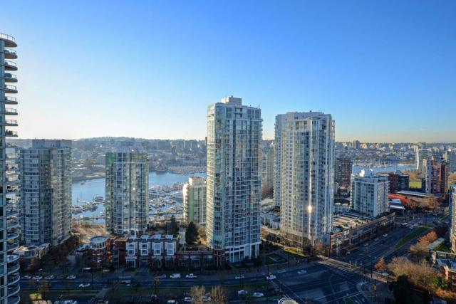 1008 Cambie Street #3008, Vancouver, BC V6B 6J7 (#R2327246) :: Vancouver Real Estate