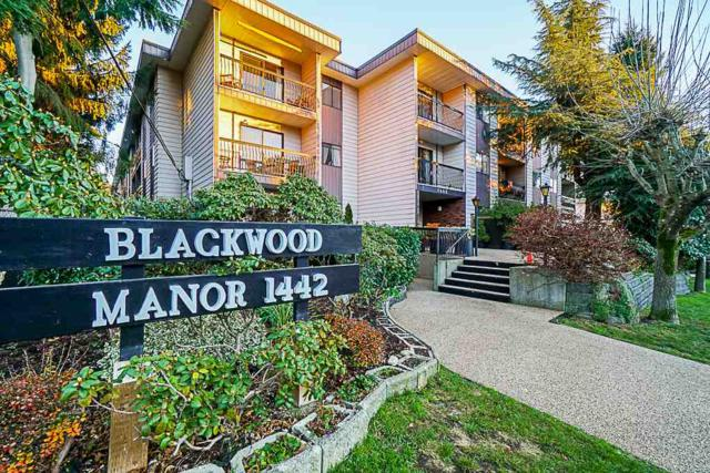 1442 Blackwood Street #315, White Rock, BC V4B 3V4 (#R2327298) :: JO Homes | RE/MAX Blueprint Realty