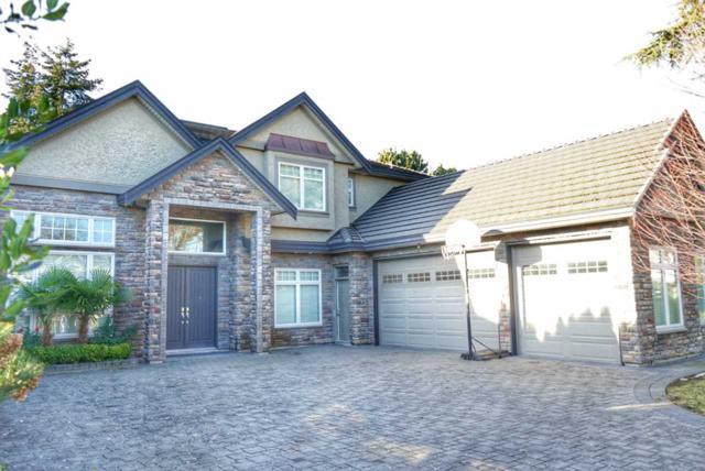 5340 Calderwood Crescent, Richmond, BC V7C 3G3 (#R2327492) :: Vancouver Real Estate