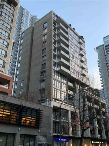 1252 Hornby Street #1003, Vancouver, BC V6Z 1W2 (#R2327511) :: Vancouver Real Estate