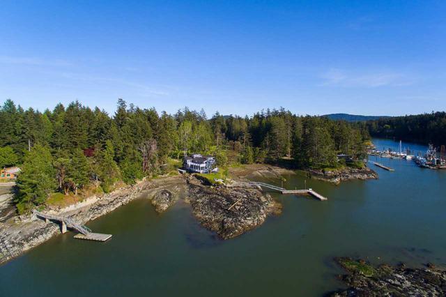 675 Cain Road, Galiano Island, BC V0N 1P0 (#R2327589) :: Vancouver Real Estate
