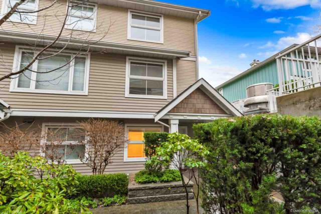 168 Sixth Street #6, New Westminster, BC V3L 2Z9 (#R2327627) :: Vancouver House Finders