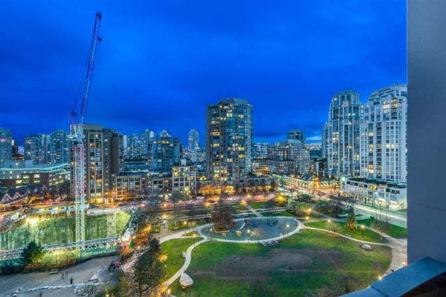 1155 Seymour Street #1004, Vancouver, BC V6B 3M7 (#R2327629) :: Vancouver Real Estate