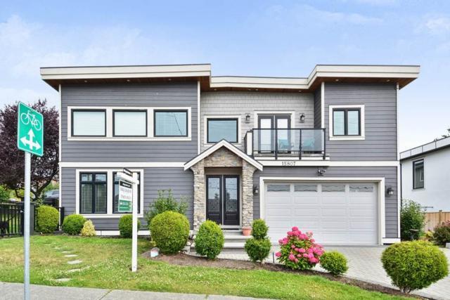 15807 Buena Vista Avenue, White Rock, BC V4B 2A2 (#R2327634) :: Vancouver House Finders