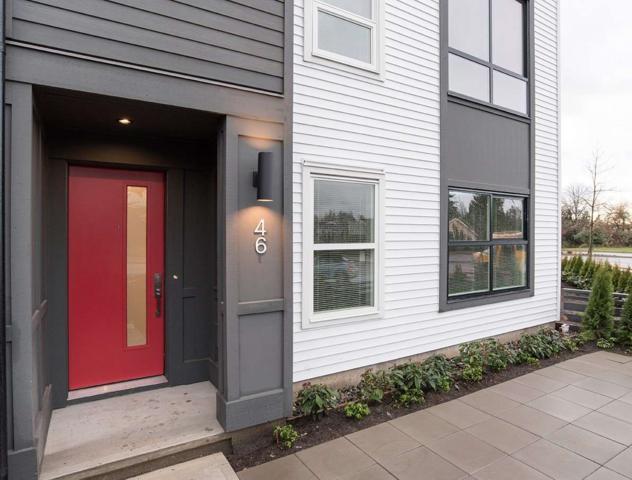 17555 57A Avenue #46, Langley, BC V3S 7V2 (#R2327668) :: JO Homes | RE/MAX Blueprint Realty