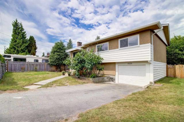 1531 Como Lake Avenue, Coquitlam, BC V3J 3P5 (#R2329318) :: Vancouver Real Estate