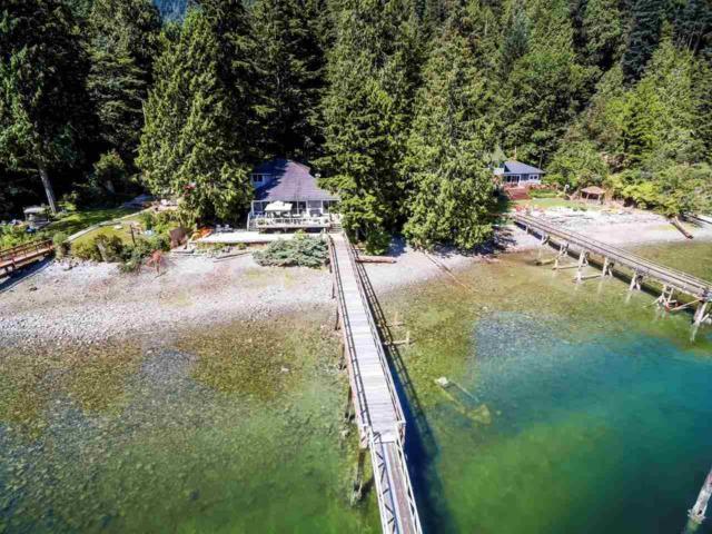 LOT 1 Orlohma Beach, North Vancouver, BC V7G 2A4 (#R2329535) :: TeamW Realty