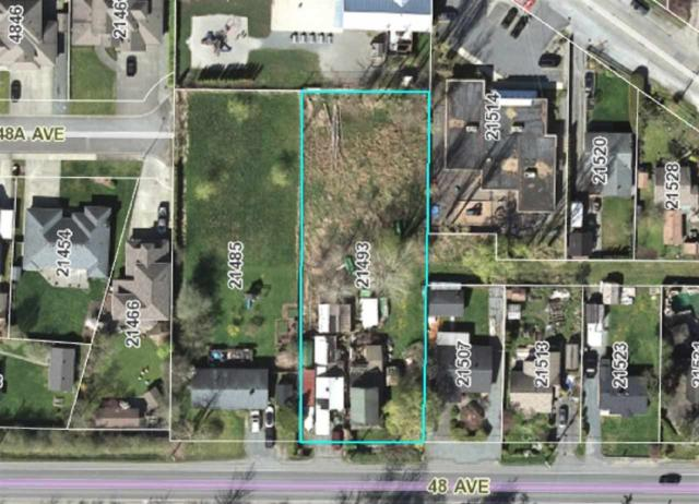21493 48 Avenue, Langley, BC V3A 3M6 (#R2330534) :: Premiere Property Marketing Team