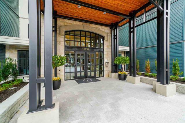 15138 34 Avenue #402, Surrey, BC V3Z 0Y5 (#R2331456) :: Premiere Property Marketing Team