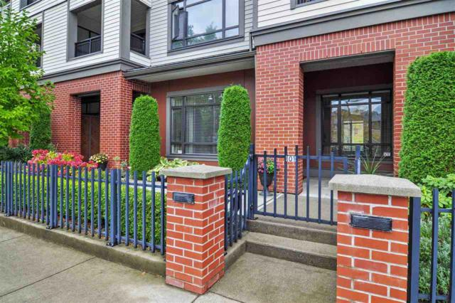 8880 202 Street #101, Langley, BC V1M 4E7 (#R2331719) :: Premiere Property Marketing Team