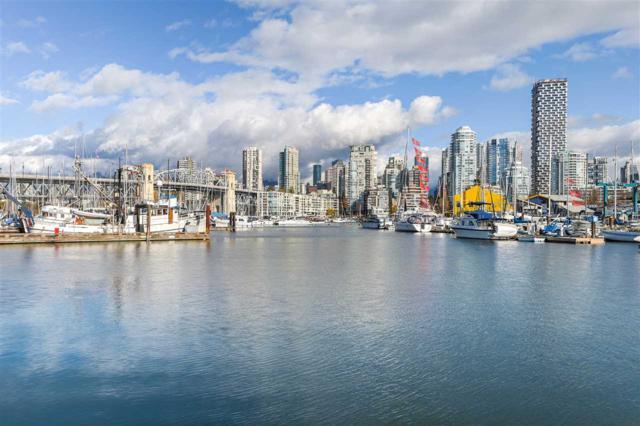1510 W 1ST Avenue #204, Vancouver, BC V6J 4S3 (#R2331824) :: TeamW Realty