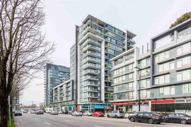 159 W 2ND Avenue #517, Vancouver, BC V5Y 1B8 (#R2332158) :: TeamW Realty