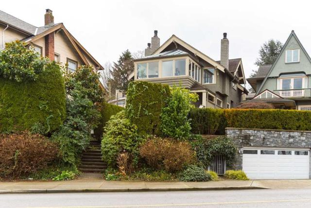 2640 Point Grey Road, Vancouver, BC V6K 1A5 (#R2332432) :: TeamW Realty