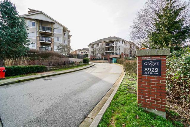 8929 202 Street E208, Langley, BC V1M 0B4 (#R2332454) :: Premiere Property Marketing Team