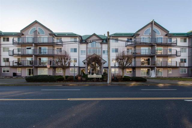 32044 Old Yale Road #308, Abbotsford, BC V2T 2C9 (#R2332510) :: Premiere Property Marketing Team