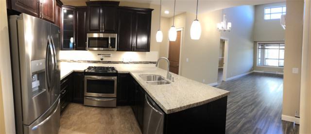 8218 207A Street #509, Langley, BC V2Y 0X9 (#R2332579) :: Premiere Property Marketing Team