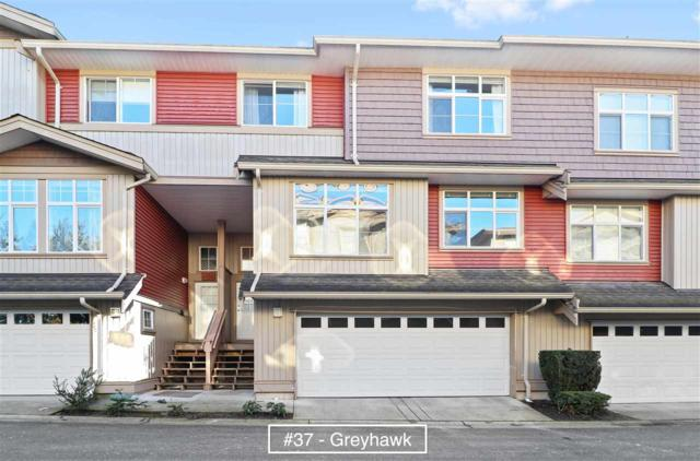 7518 138 Street #37, Surrey, BC V3W 1S1 (#R2332671) :: RE/MAX City Realty