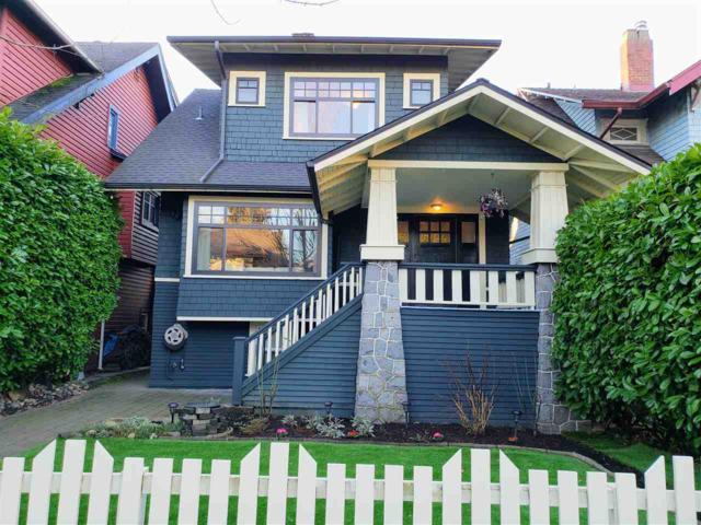 2537 Balaclava Street, Vancouver, BC V6K 4C9 (#R2332693) :: RE/MAX City Realty