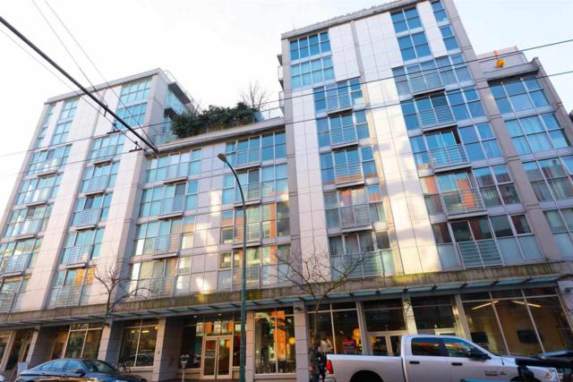 168 Powell Street #715, Vancouver, BC V6A 0B2 (#R2332893) :: Vancouver Real Estate