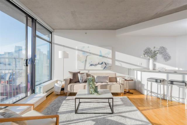 128 W Cordova Street #2707, Vancouver, BC V6B 0E6 (#R2332957) :: Vancouver Real Estate
