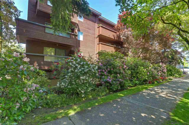 1827 W 3RD Avenue #207, Vancouver, BC V6J 1K9 (#R2333141) :: TeamW Realty