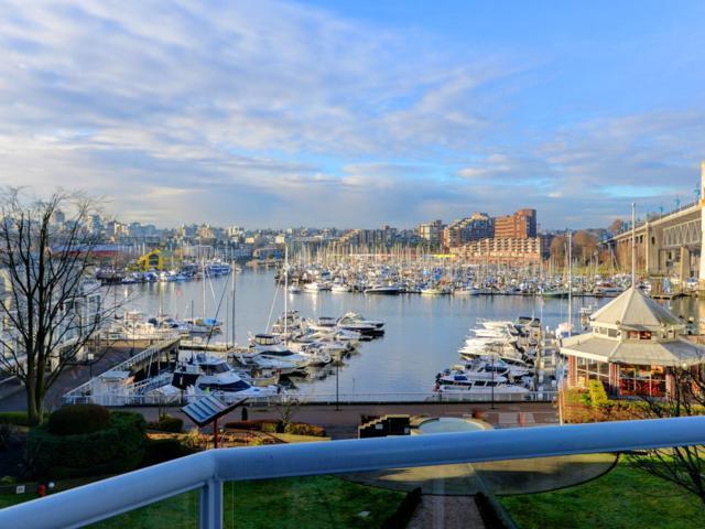 1000 Beach Avenue #305, Vancouver, BC V6E 4M2 (#R2333256) :: TeamW Realty