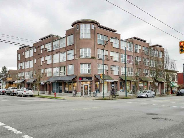 2025 Stephens Street #203, Vancouver, BC V6K 3W2 (#R2333372) :: TeamW Realty