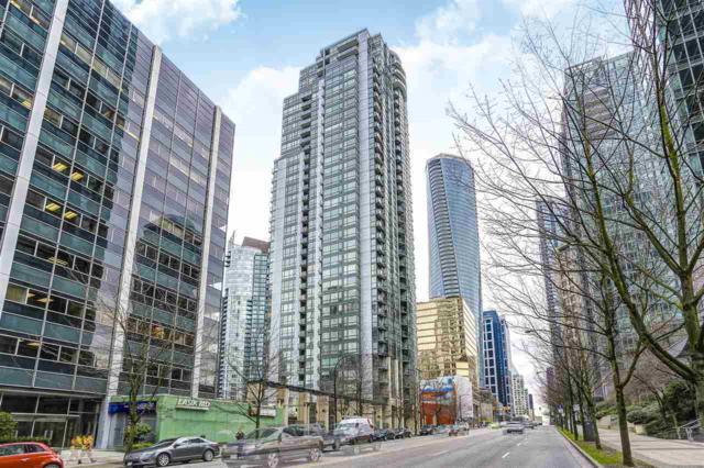 1239 W Georgia Street #3309, Vancouver, BC V6E 4R8 (#R2333475) :: TeamW Realty