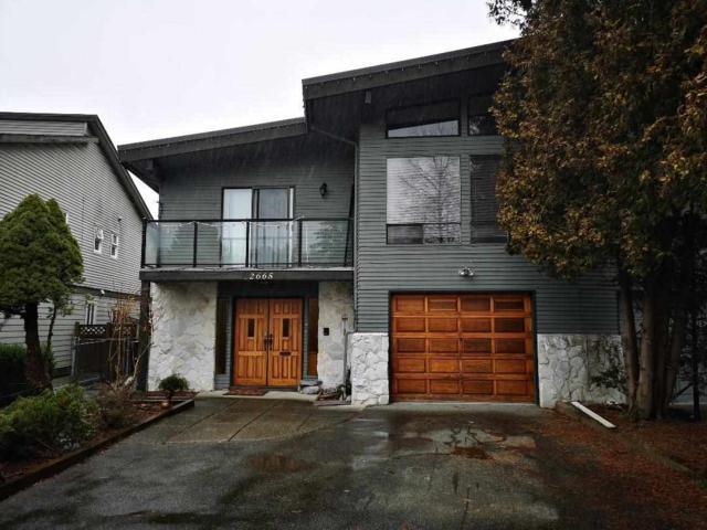 2665 Eagleridge Drive, Coquitlam, BC V3E 1R9 (#R2333489) :: TeamW Realty