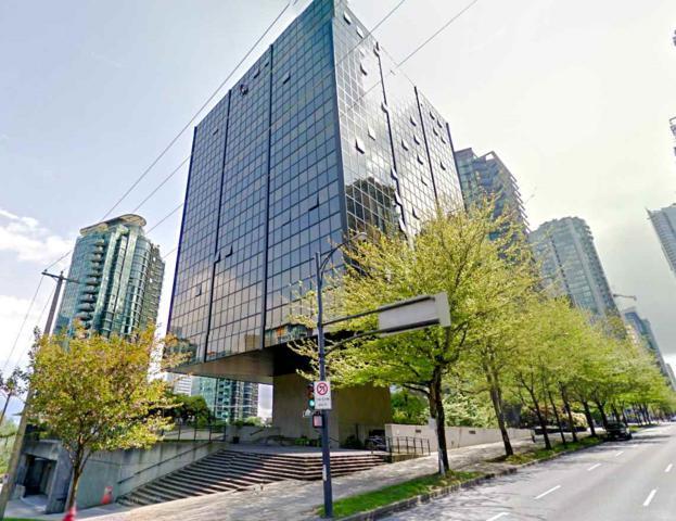 1333 W Georgia Street #409, Vancouver, BC V6E 4V3 (#R2333509) :: TeamW Realty