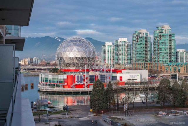 1633 Ontario Street #708, Vancouver, BC V5Y 0C2 (#R2333563) :: TeamW Realty