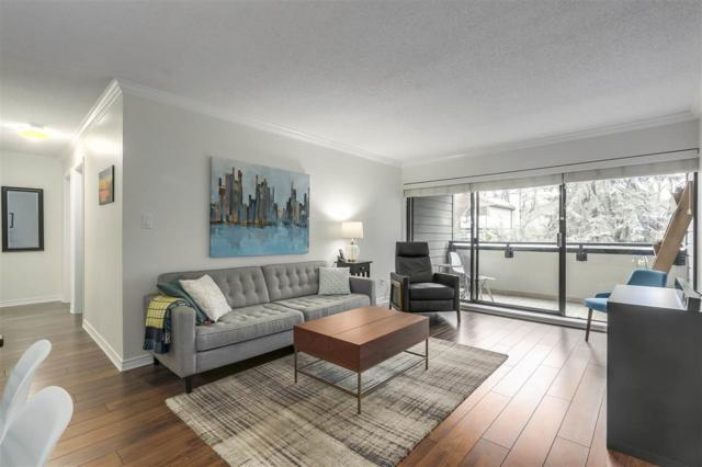 1710 W 13TH Avenue #303, Vancouver, BC V6J 2H1 (#R2333723) :: TeamW Realty