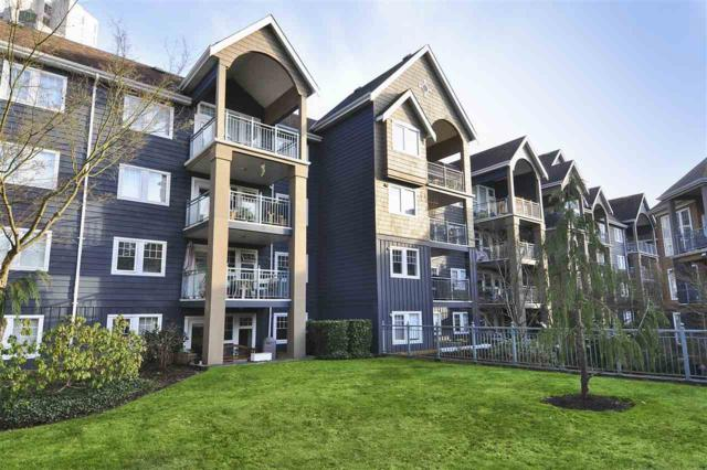 1190 Eastwood Street #114, Coquitlam, BC V3B 7S1 (#R2333794) :: Homes Fraser Valley