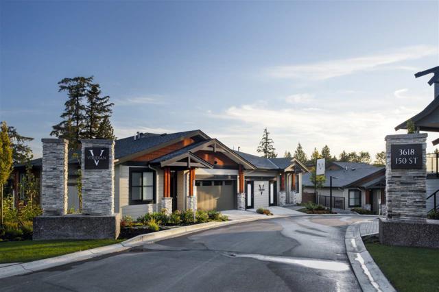3618 150 Street #19, Surrey, BC V3Z 0W3 (#R2334086) :: Premiere Property Marketing Team