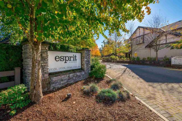 19320 65 Street #313, Surrey, BC V4N 0A3 (#R2334090) :: Premiere Property Marketing Team