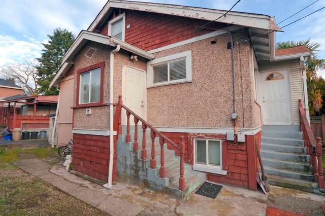 1037 Sixth Avenue, New Westminster, BC V3M 2B7 (#R2334327) :: Premiere Property Marketing Team