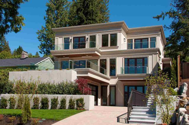 910 Braeside Street, West Vancouver, BC V7T 2K8 (#R2334376) :: Vancouver Real Estate