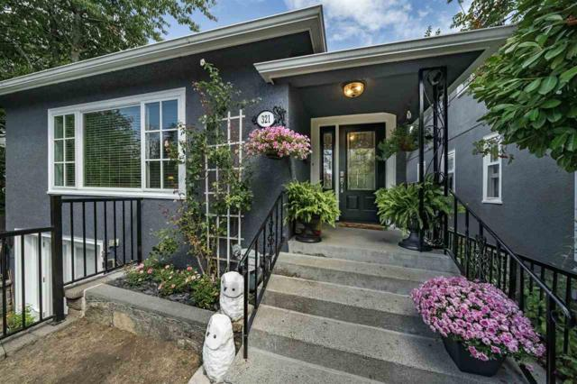 321 Second Street, New Westminster, BC V3L 2K9 (#R2339041) :: TeamW Realty