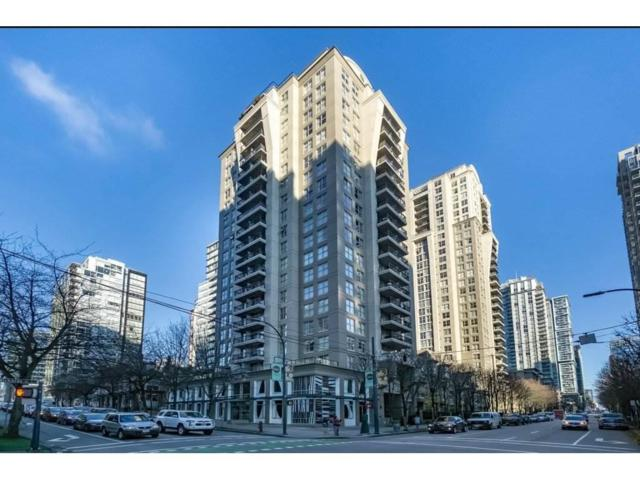 989 Richards Street #2002, Vancouver, BC V6B 6R6 (#R2341305) :: TeamW Realty